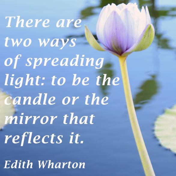 edith wharton-lily