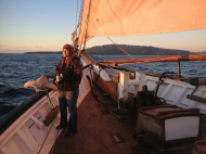 Sail. My time on a Tall Ship